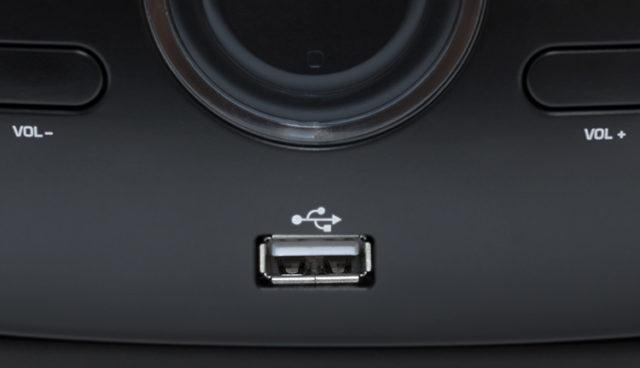 Lecteur CD/USB portable avec effets lumineux CD61NUSB BIGBEN – Visuel#2tutu#4tutu