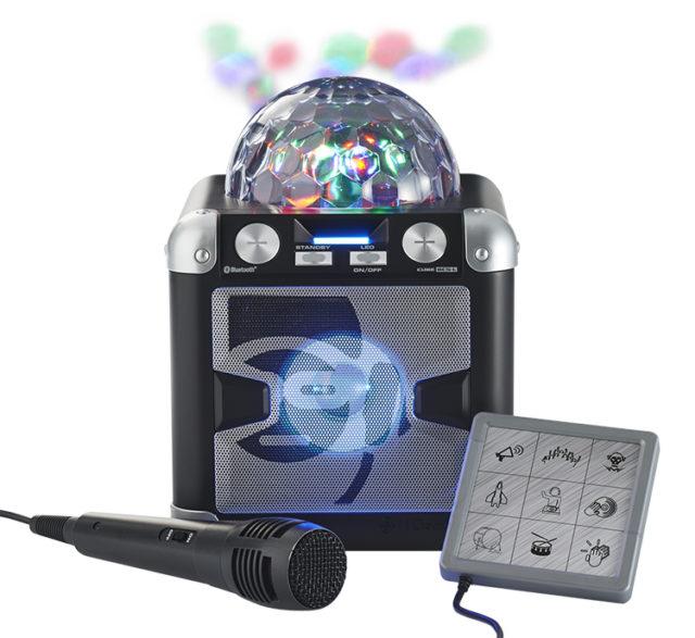 Système Bluetooth – Effet disco avec PAD JINGLE & sons BC5L I DANCE - Packshot