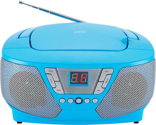 Lecteur radio/CD portable CD60BLSTICK BIGBEN – Visuel