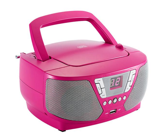 Lecteur radio/CD portable CD60RSSTICK BIGBEN – Visuel#1