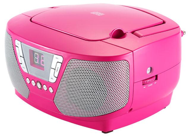 Lecteur radio/CD portable CD60RSSTICK BIGBEN – Visuel#2tutu#3