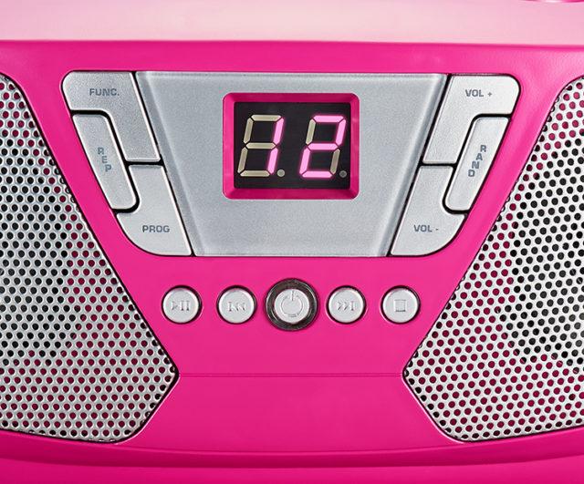 Lecteur radio/CD portable CD60RSSTICK BIGBEN – Visuel#2tutu#4tutu#5