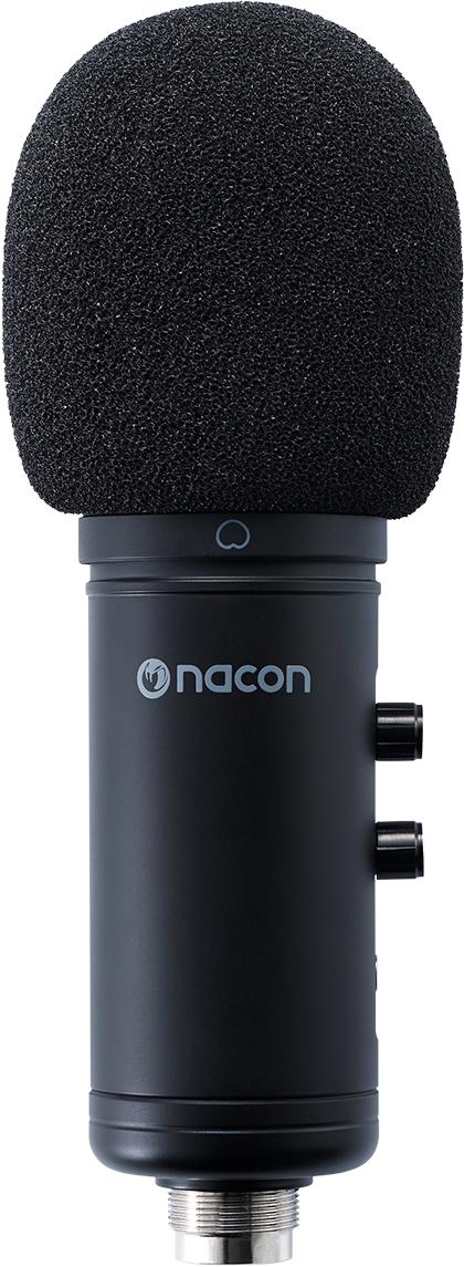 Microphone USB pour streaming professionnel et autres applications – Visuel#1