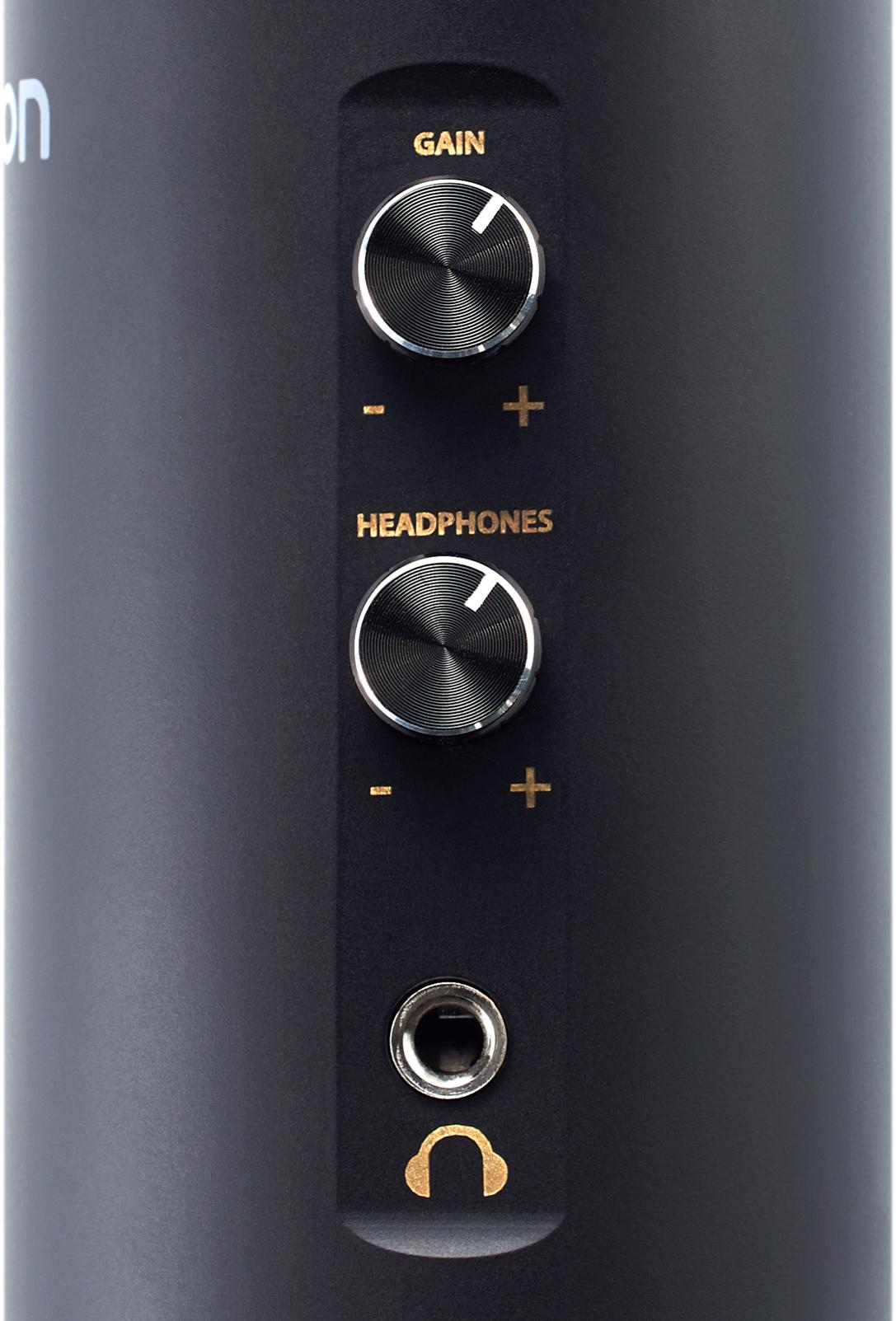 Microphone USB pour streaming professionnel et autres applications - Visuel#2tutu#4tutu#5