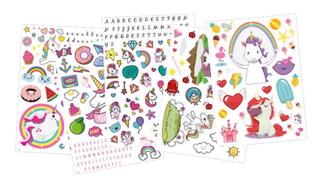 Mini-chaîne lecteur CD MCD11RSUNICORNSTICK BIGBEN KIDS – Visuel#2tutu#4tutu#6tutu#7