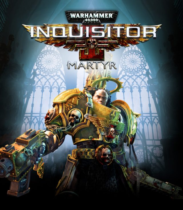 Warhammer 40K_Inquisitor Martyr_KEYART