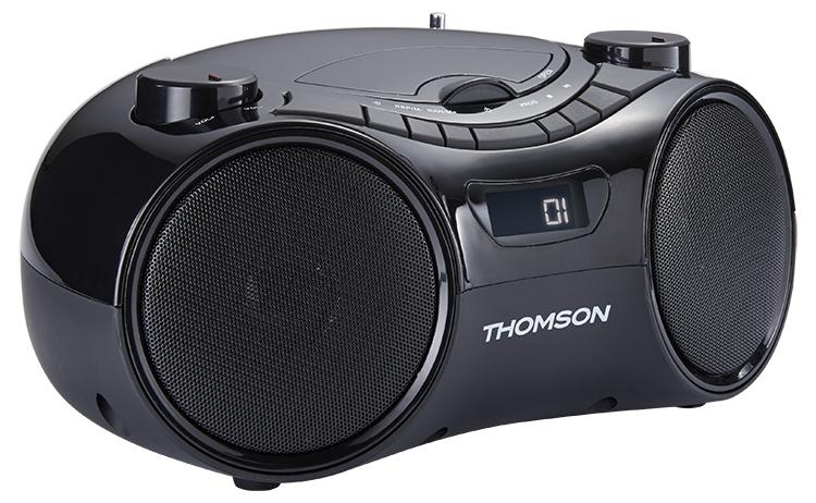 Lecteur portable CD/MP3/USB/RADIO RCD210UBT THOMSON - Packshot