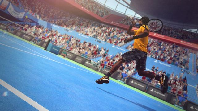 Tennis World Tour Legends Edition - Capture d'écran