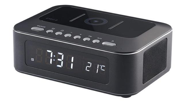 Radio réveil avec chargeur sans fil CR400IBT THOMSON – Visuel
