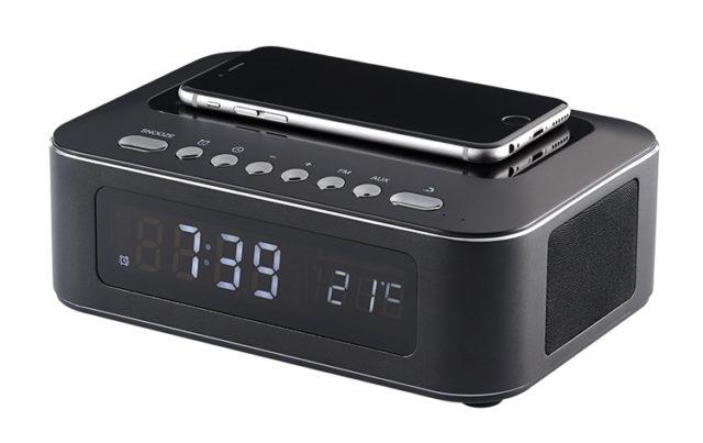 Radio réveil avec chargeur sans fil CR400IBT THOMSON – Visuel#1