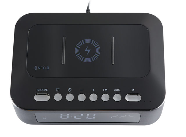 Radio réveil avec chargeur sans fil CR400IBT THOMSON – Visuel#2tutu#3