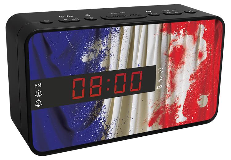 Radio réveil double alarme RR16FOOTFR BIGBEN - Visuel#2tutu#4tutu