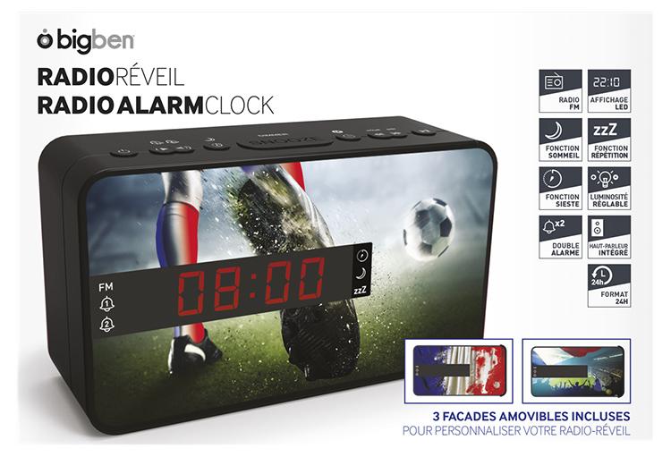 Radio réveil double alarme RR16FOOTFR BIGBEN - Visuel#2tutu#4tutu#6tutu#8tutu