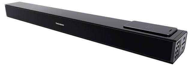 Barre de son avec chargeur de smartphones par induction* SB160IBT – Visuel#1