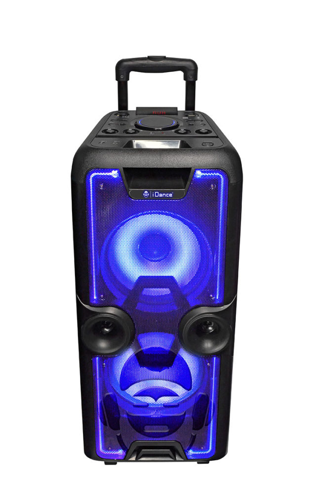 Système bluetooth extérieur MEGABOX I DANCE - Packshot
