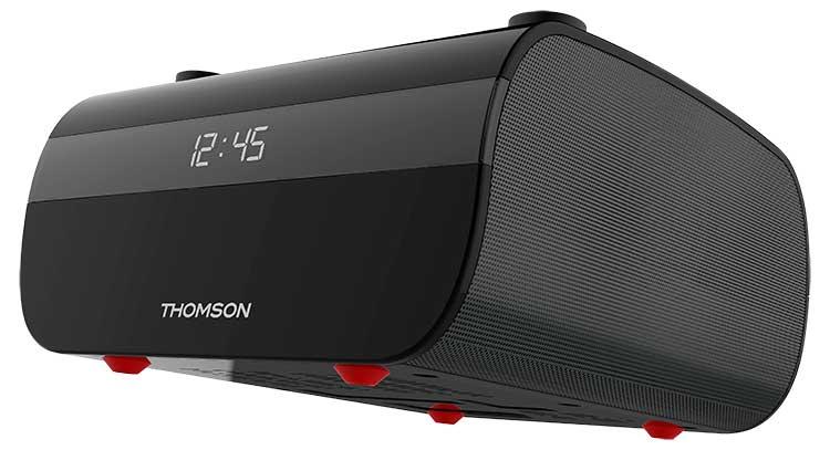 Lecteur portable CD/MP3/USB/RADIO RCD305UBT THOMSON - Visuel#1