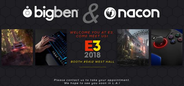 Line up E3