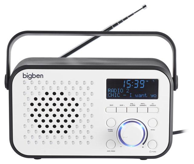 Radio FM / DAB+ TR24DAB BIGBEN – Packshot
