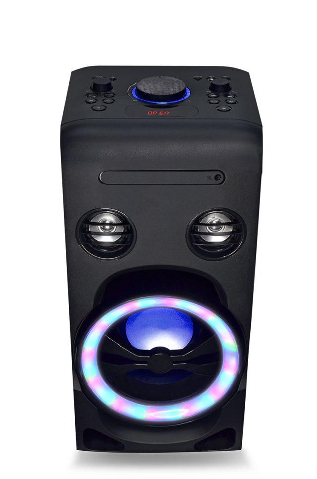 Système bluetooth tout en un + lecteur CD XD3CD I DANCE - Packshot