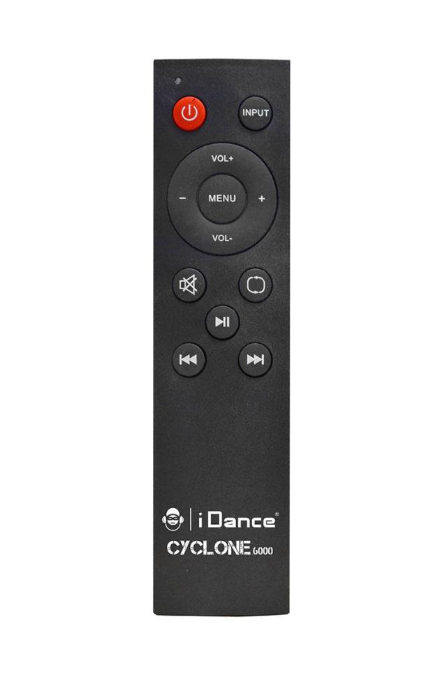 Système bluetooth extérieur CYCLONE6000 I DANCE – Visuel#1