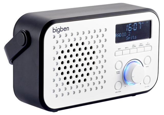Radio FM / DAB+ TR24DAB BIGBEN – Visuel
