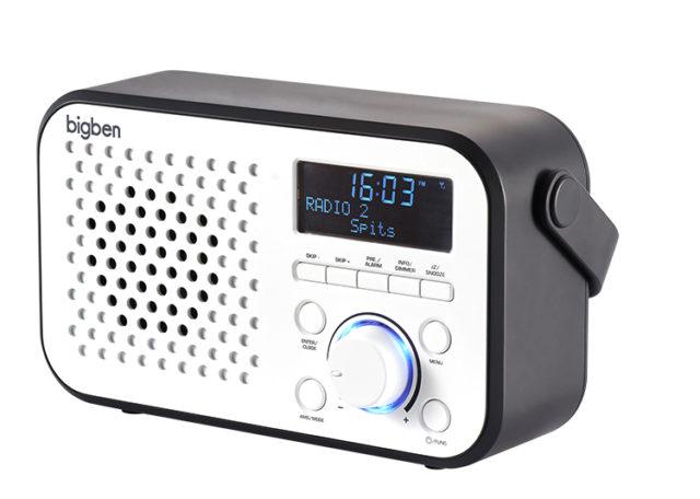 Radio FM / DAB+ TR24DAB BIGBEN – Visuel#1