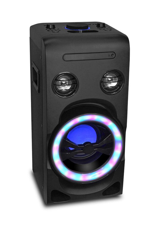 Système bluetooth tout en un + lecteur CD XD3CD I DANCE – Visuel#1