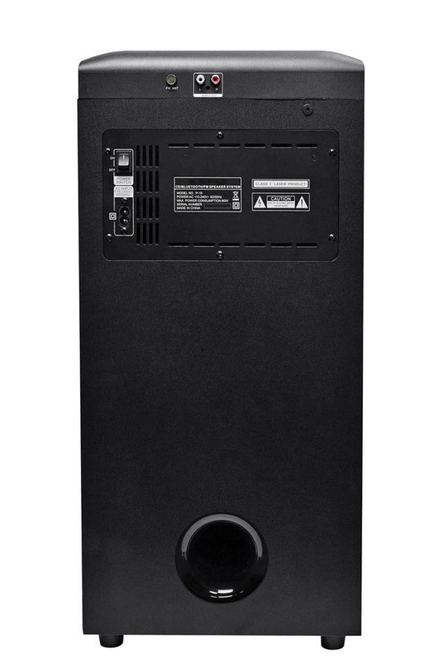 Système bluetooth tout en un + lecteur CD XD3CD I DANCE – Visuel#2tutu