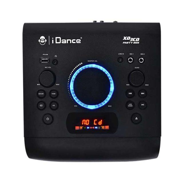 Système bluetooth tout en un + lecteur CD XD3CD I DANCE – Visuel#2tutu#4tutu