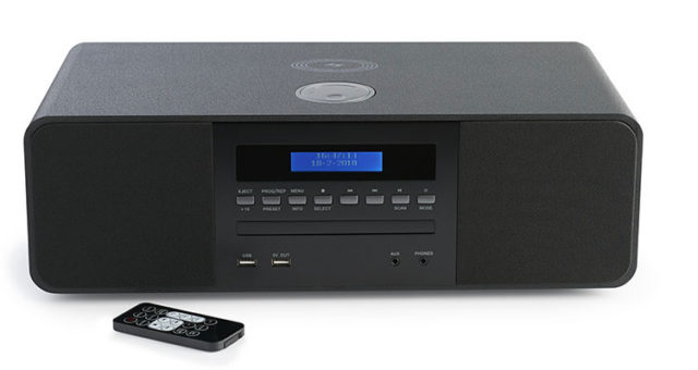 Micro chaine CD/MP3/USB MIC200IBT THOMSON - Packshot