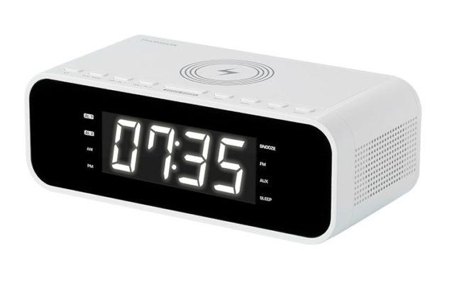 Radio réveil avec chargeur sans fil CR221I THOMSON – Visuel#2tutu#3