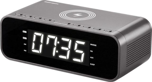Radio réveil avec chargeur sans fil CR225I THOMSON – Visuel#2tutu#3
