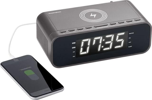 Radio réveil avec chargeur sans fil CR225I THOMSON – Visuel#2tutu#4tutu