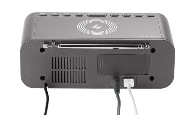 Radio réveil avec chargeur sans fil CR225I THOMSON – Visuel#2tutu#4tutu#5