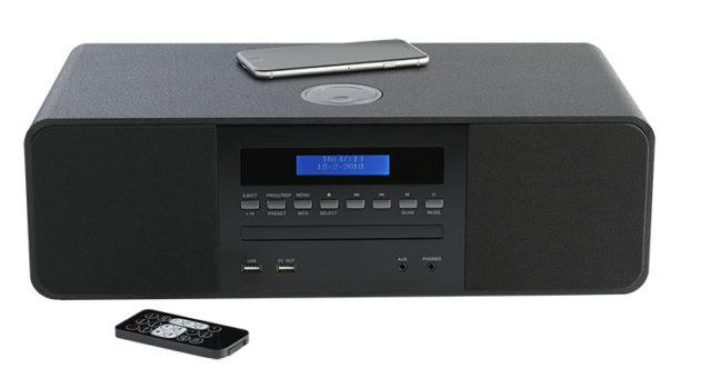 Micro chaine CD/MP3/USB MIC200IBT THOMSON – Visuel