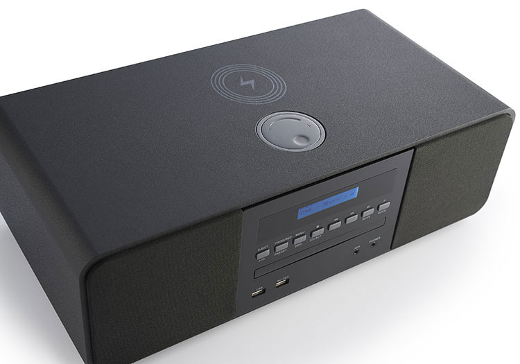 Micro chaine CD/MP3/USB MIC200IBT THOMSON - Visuel#2tutu#4tutu#5