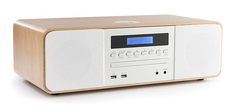Micro chaine CD/MP3/USB MIC201BT THOMSON - Visuel#1