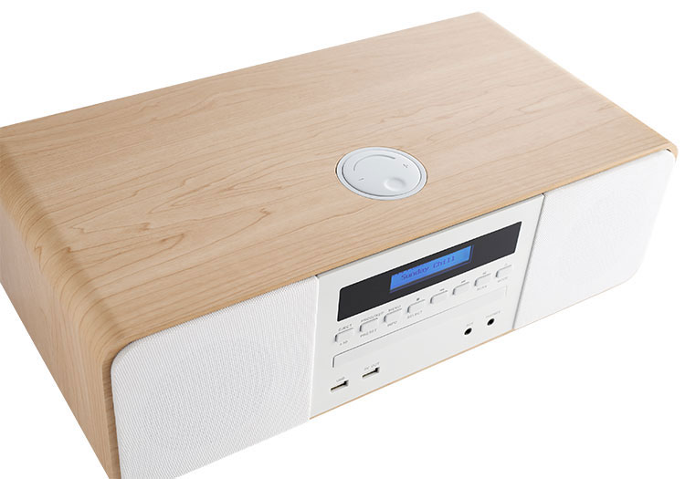 Micro chaine CD/MP3/USB MIC201BT THOMSON - Visuel#2tutu