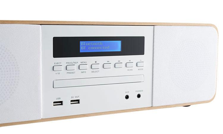 Micro chaine CD/MP3/USB MIC201BT THOMSON - Visuel#2tutu#3