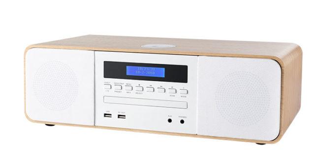 Micro chaine CD/MP3/USB MIC201IBT THOMSON – Visuel#1