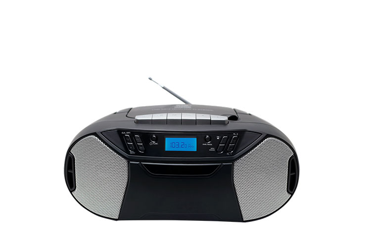 Radio cassette / CD portable / DAB+ RK250UDABCD THOMSON - Visuel