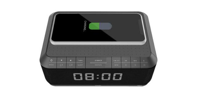 Radio réveil avec chargeur sans fil/DAB+ RR140IGDAB BIGBEN – Visuel
