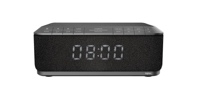 Radio réveil avec chargeur sans fils RR140IG BIGBEN – Visuel