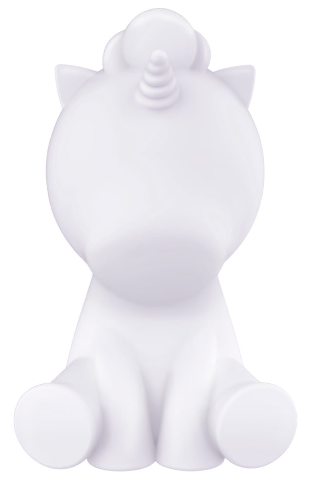Enceinte sans fil lumineuse licorne BTLSUNICORNXL BIGBEN - Packshot