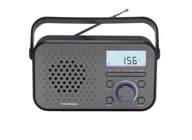 Radio portable RT300 THOMSON - Packshot