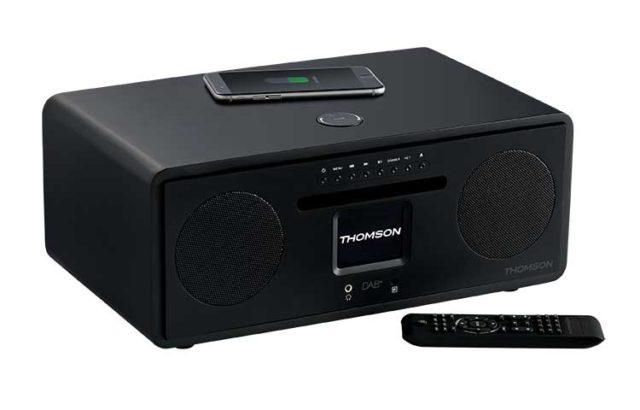 Système Hi-Fi connecté tout-en-un MIC500IWF THOMSON – Visuel#1