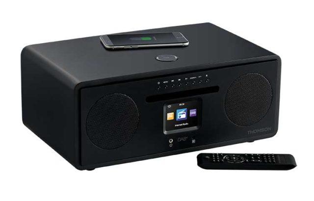 Système Hi-Fi connecté tout-en-un MIC500IWF THOMSON – Visuel#2tutu