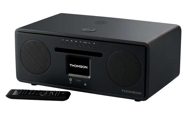 Système Hi-Fi connecté tout-en-un MIC500IWF THOMSON - Visuel#2tutu#3