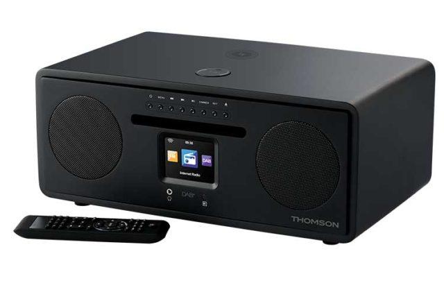 Système Hi-Fi connecté tout-en-un MIC500IWF THOMSON – Visuel#2tutu#4tutu