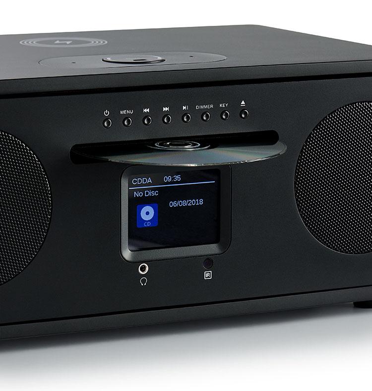 Système Hi-Fi connecté tout-en-un MIC500IWF THOMSON - Visuel#2tutu#4tutu#6tutu